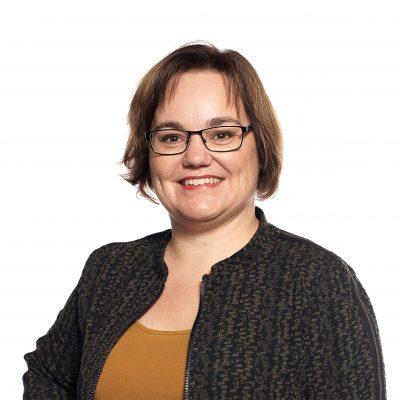 Anja pasfoto